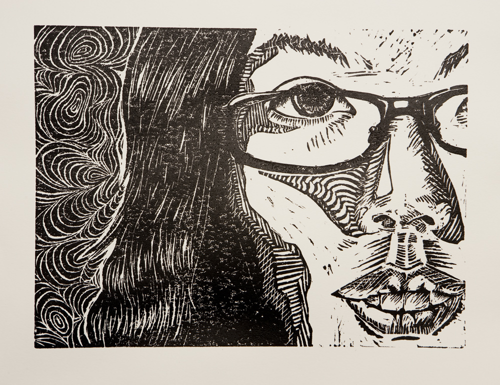 Honors Relief Printmaking Class a Success! | USFCAM