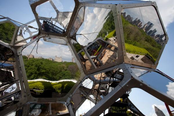 Tomás Saraceno | on the roof: cloud city | metropolitan museum of art, nyc | may 15, 2012 – november 4, 2012