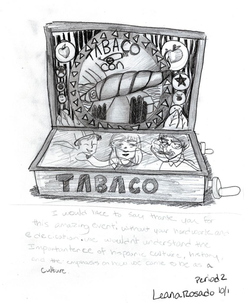 Barroso - Leana Rosado